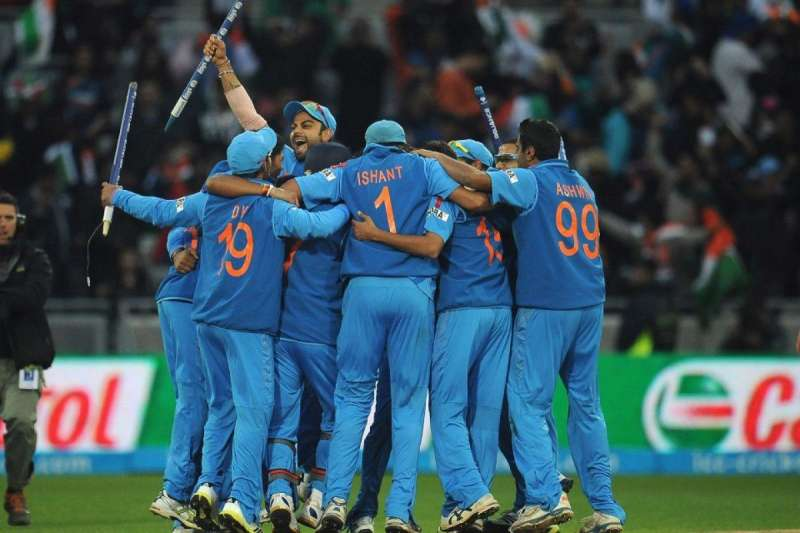ICC Champions Trophy 2017 India Squad Announced