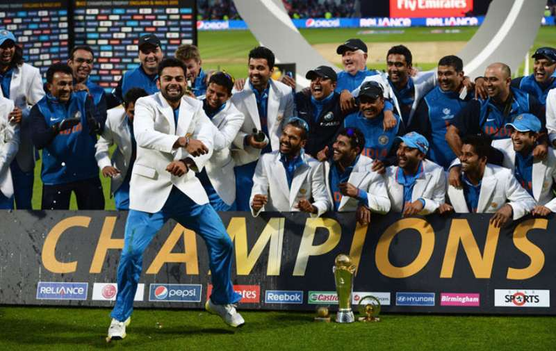 ICC Champions Trophy 2017 Kumar Sangakkara Feels India Are Capable Of Retaining The Crown They Won In 2013
