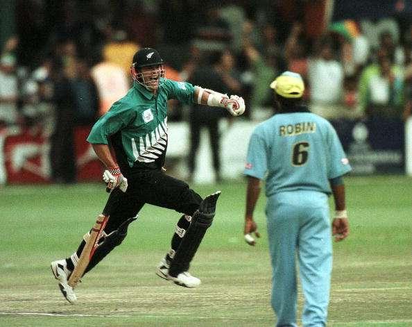 India vs New Zealand, Nairobi, 2000