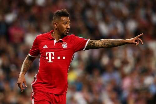 Jerome Boateng Real Madrid Pepe Bayern Munich