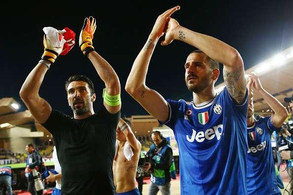 Juventus Champions League 2016-17