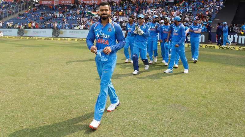 Virat Kohlis India Will Play Two Warm Up Matches Before Kickstarting Their Champions Trophy Against Pakistan On June 4