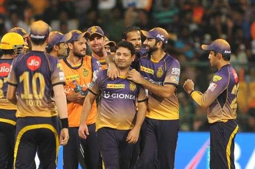 Kolkata Knight Riders IPL 2017