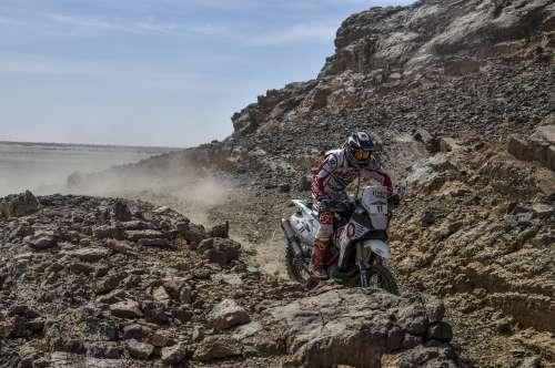 Hero MotoSports Joaquim Rodrigues 2017 Merzouga Rally Day Stage 5
