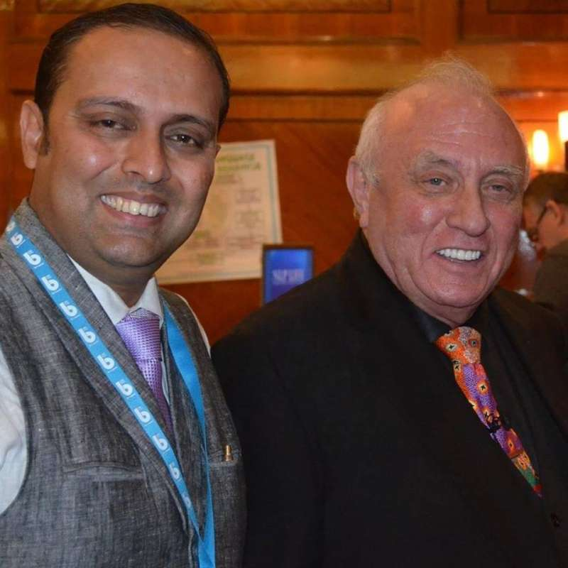 Mreenal Chakraborty Richard Bandler