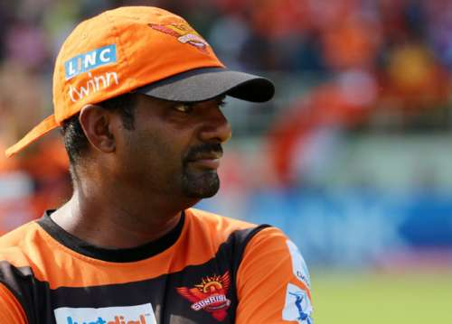 Muttiah Muralitharan Sri Lanka Cricket Sunrisers Hyderabad
