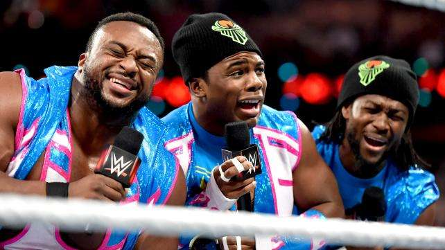 The New Day were in India to spread the power of positivity, to one and all!