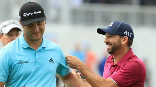 Garcia, Rahm In Contention At Colonial