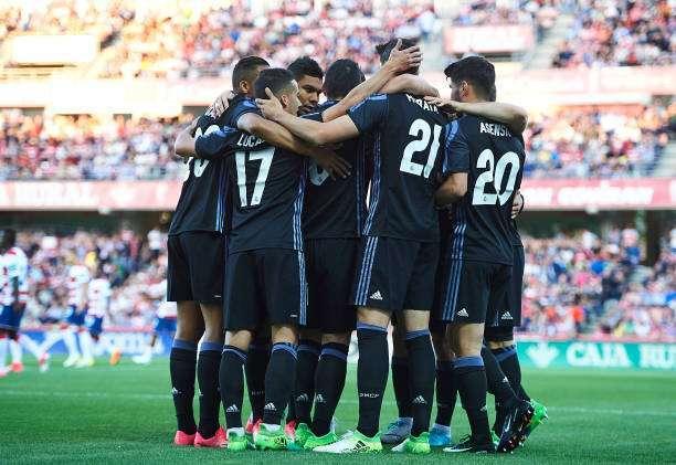 La Liga 2016 17 Granada 0 4 Real Madrid 5