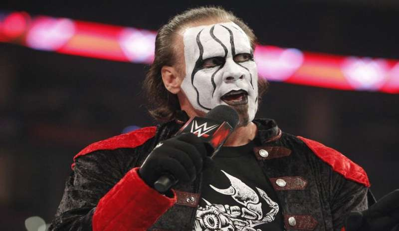 wwe news sting comments on his neck injury