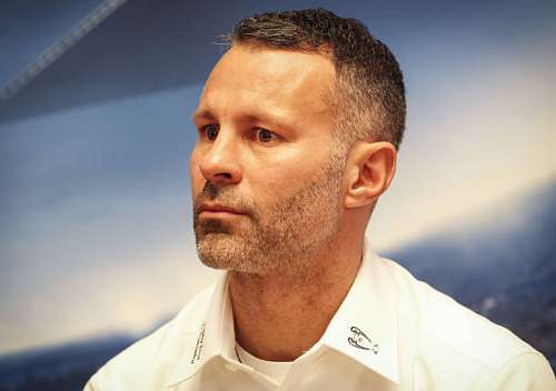 ZAGREB, CROATIA - OCTOBER 21: Ryan Giggs looks on during the UEFA Champions League Trophy Tour - by UniCredit press conference at UniCredit Head Quoters on October 21, 2016 in Zagreb, Croatia. (Photo by Srdjan Stevanovic/Getty Images)