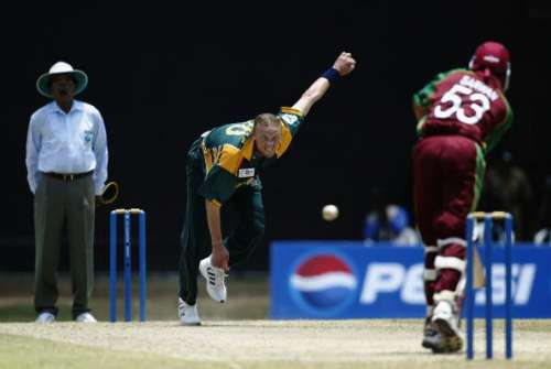 South Africa vs West Indies Colombo SSC, 2002