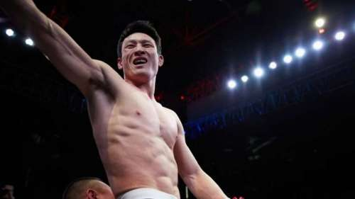 Wang Guan is scheduled to fight Alex Caceres in Singapore