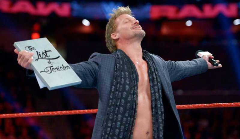 Image result for chris jericho return