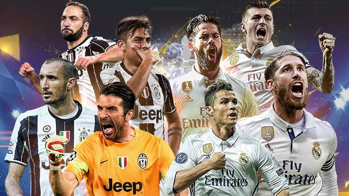 Uefa Champions League Final 2016 17 Juventus Vs Real Madrid