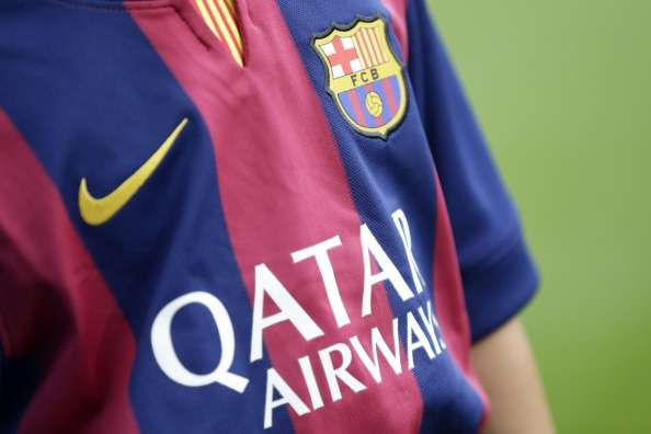 bcdb68f28 Why wearing a Barcelona shirt could land you in jail in the UAE