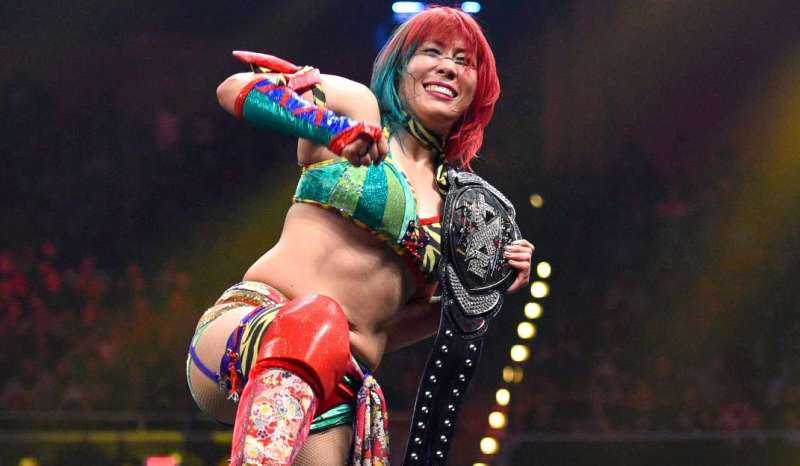 Wwe News Asuka Ties Trish Stratus Title Reign Record