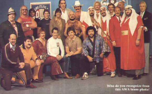 The American Wrestling Association Awa Gone But Not