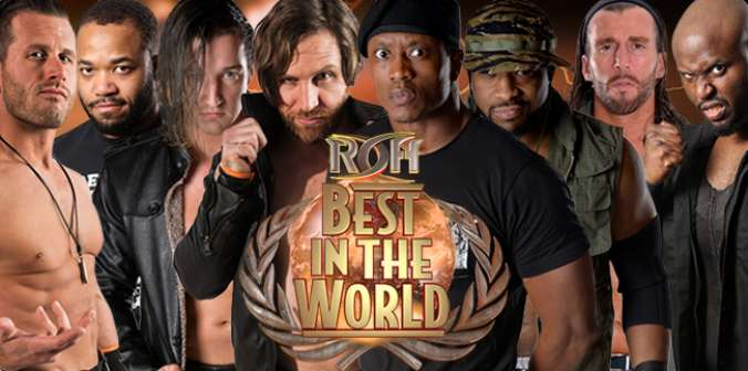 Roh Best In The World 2020.Page 3 Roh Best In The World Results Strap Match 6 Man