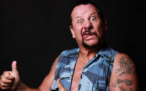 Bushwhacker Luke's appearance at the 1991 Royal Rumble went down in history for the wrong reasons.