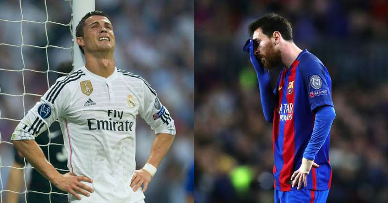 af74afa6c 6 players who stopped both Cristiano Ronaldo and Lionel Messi