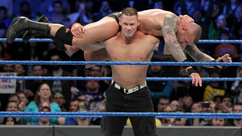 Cena is regarded as one of the best in the WWE