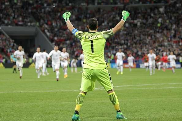 c55df1b3d30 Claudio Bravo has received a lot of flak ever since his move to Manchester  City last summer. The former Barcelona shot-stopper had a nightmarish start  to ...