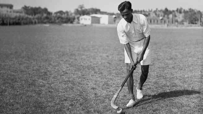 Image result for dhyan chand sportskeeda