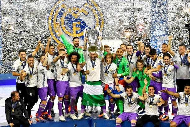 UEFA Champions League 2016 17 Final  Juventus 1-4 Real Madrid - 5 ... d06e4bd6d0568