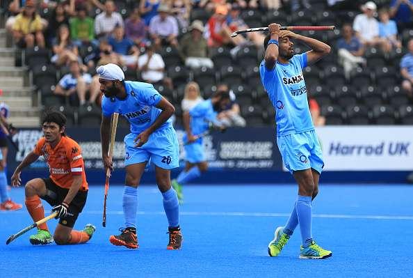 India hockey HWL 2017