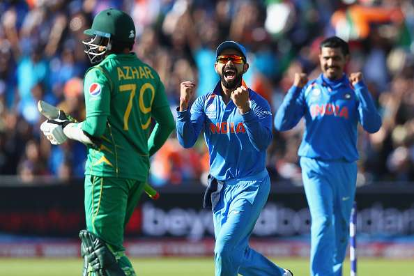 India have played Pakistan only in tournaments in the recent past