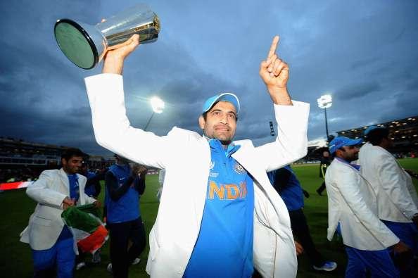 Irfan Pathan Champions Trophy 2013