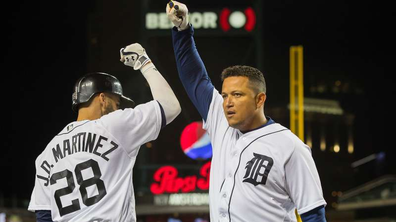 Cabrera delivers walk-off home run for Tigers Miguel Cabrera Fantasy Stats 2019