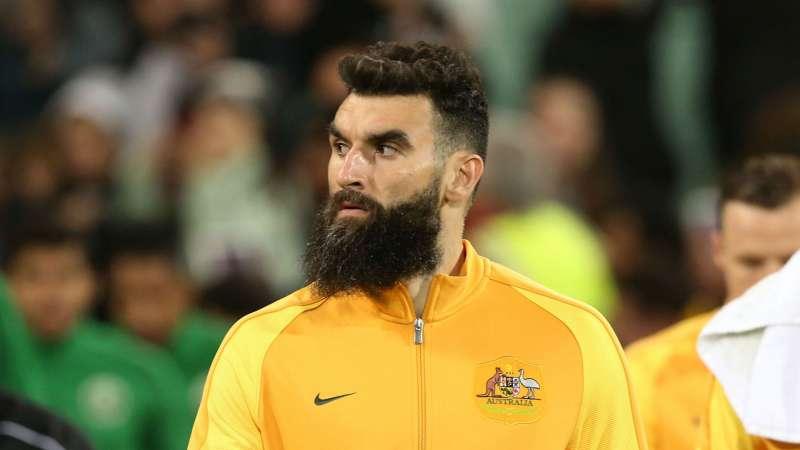 3143cc1d3 Australia captain Jedinak out of Confederations Cup