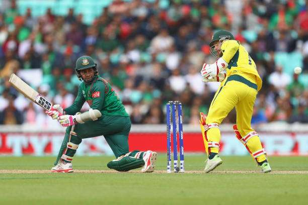 Mushfiqur Rahim completed his century but he could not save his country from losing.