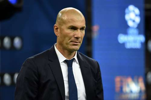 Real Madrid Zidane Sandro