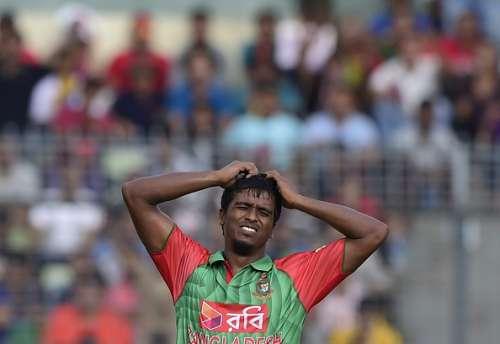Rubel Hossain Bangladesh Cricket