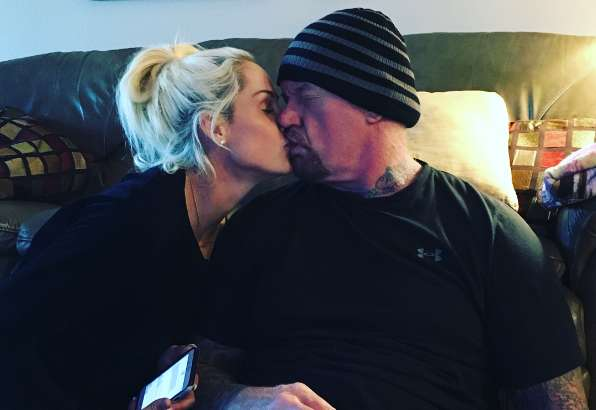 Is undertaker still married to michelle mccool