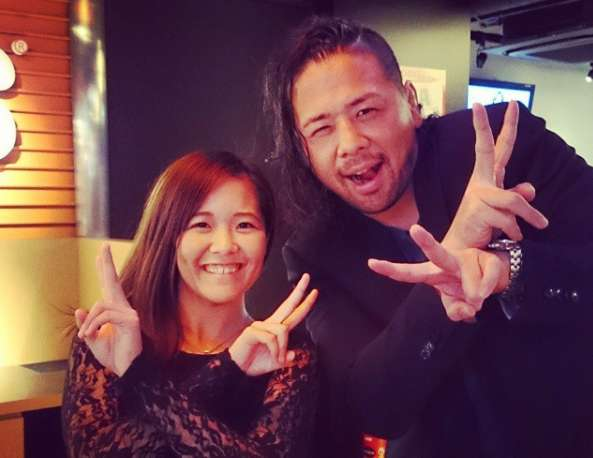 Page 4 Shinsuke Nakamura And His Wife 5 Things You Need