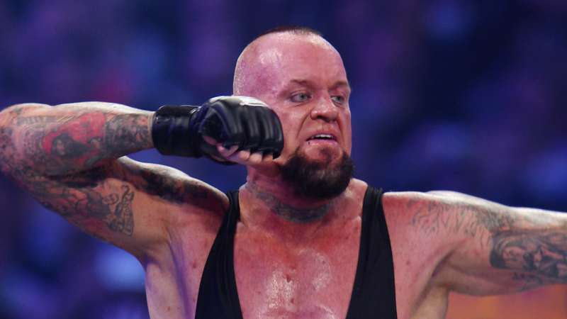 From the WWE Rumor Mill: The Undertaker might not be ...