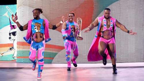 Big E revealed that the three men got together on their own