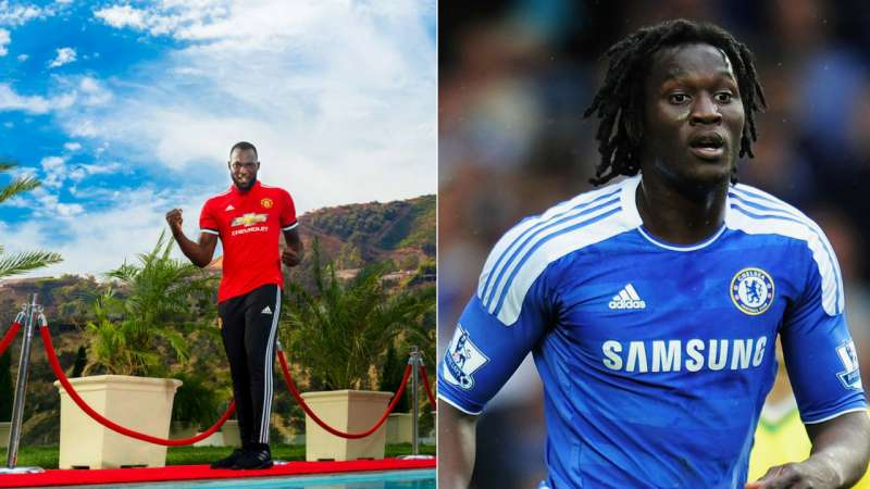 84f15caa9 Lukaku snubbed a return to Chelsea to join Manchester United this summer
