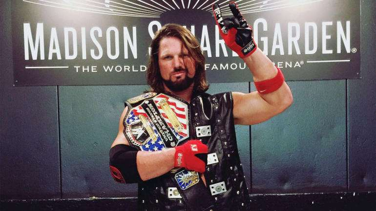 Sk Exclusive Reason Why Aj Styles Won The United States