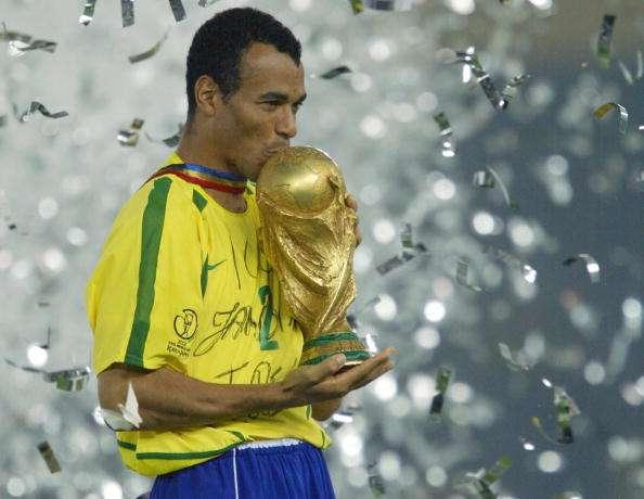 Cafu Brazil World cup