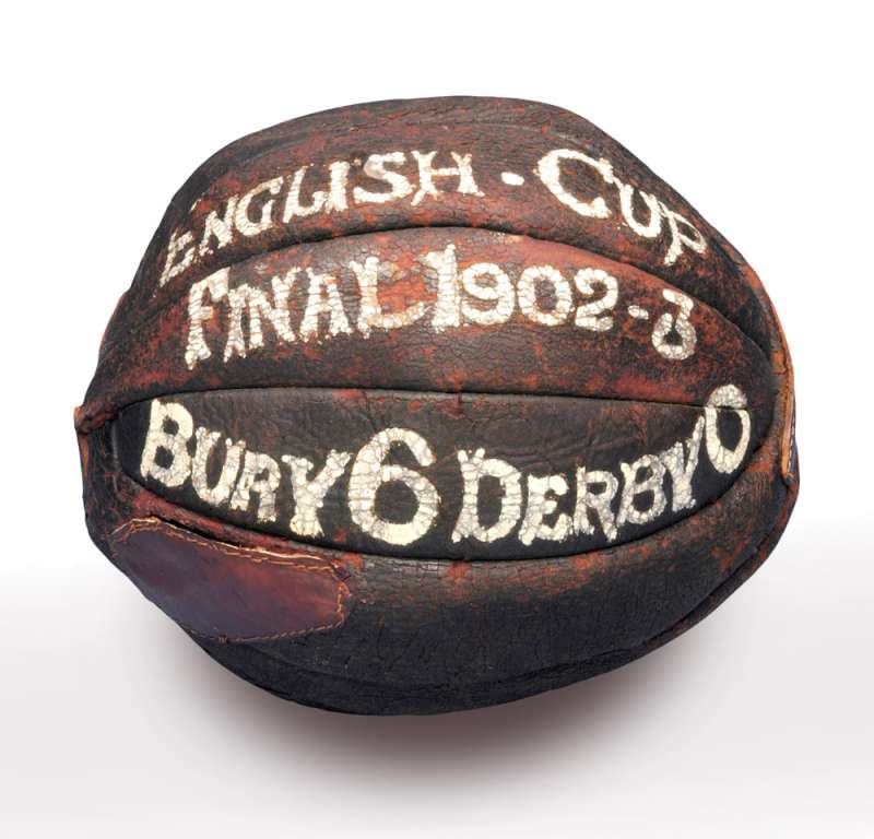 FA Cup Final ball 1903