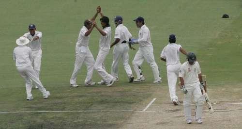 Ishant Sharma Ricky Ponting India Australia Cricket