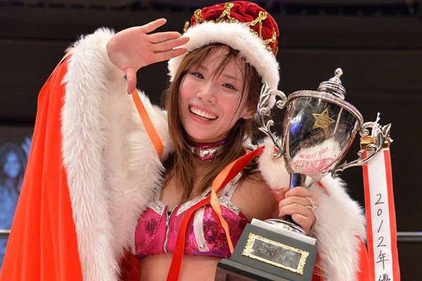 Kairi Sane announces participation in Mae Young Classic