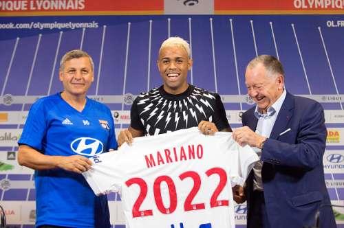 Mariano Diaz 2022