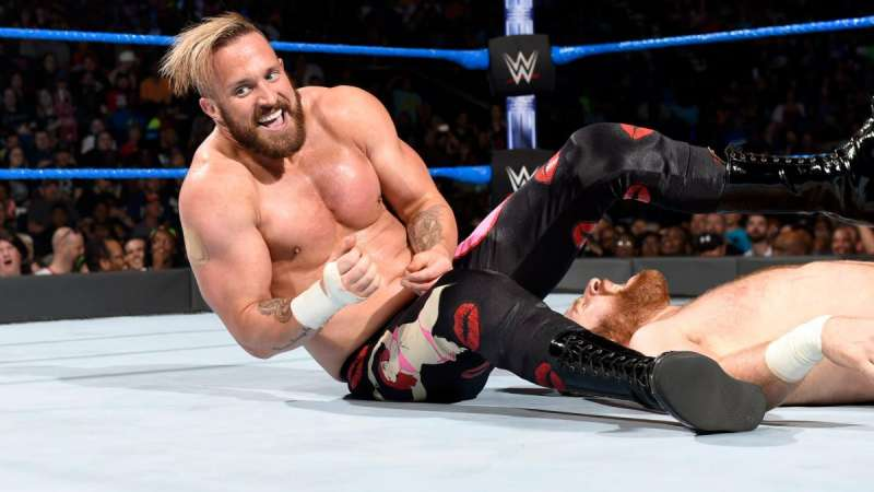 mike kanellis 1500432657 800 - 10 WWE Superstars Who May Miss WrestleMania This Year