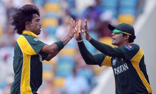 Mohammad Sami Umar Akmal Pakistan Cricket